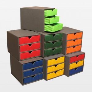Mini-Schubladenbox