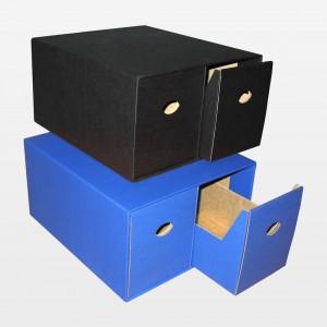 """Schubladenbox """"CD doppelt"""""""