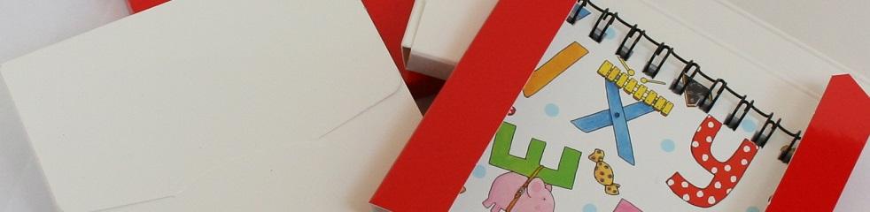 Bürobedarf und Schulbedarf aus Pappe und Wellpappe