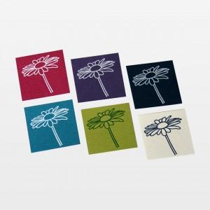 Schmuckteile Blume für Karten