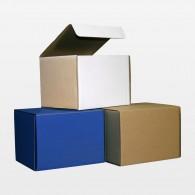 Klappdeckelbox für eine Tasse oder Vase