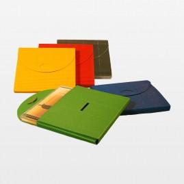 CD-Tasche rund